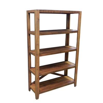 Rouse Wooden Etagere Bookcase