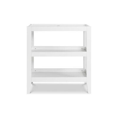 Colby Changing Table Color: White