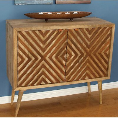 Minturn 2 Door Accent Cabinet