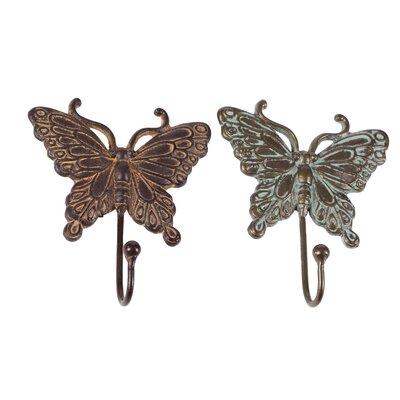 Vieira Butterfly Wall Hook