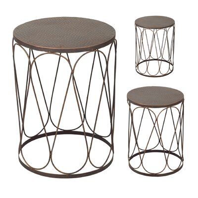 Filion Nesting 3 Piece Plant Stand