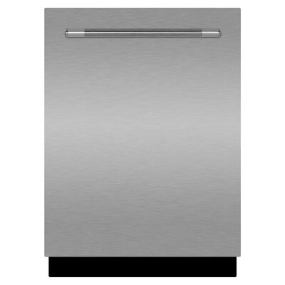 "Mercury 24"" 48 dBA Built-in Dishwasher Finish: Stainless Steel"
