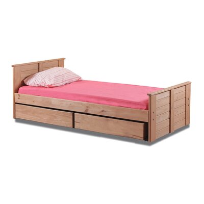 Evatt Twin Mate's Bed with Roll-out Underbed Storage