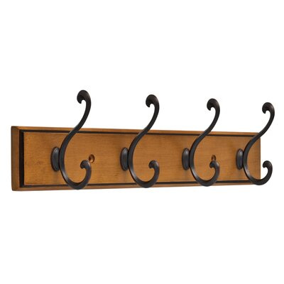 Quintero Light Duty Wall Mounted Coat Rack