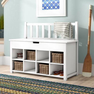 Harrow Storage Bench