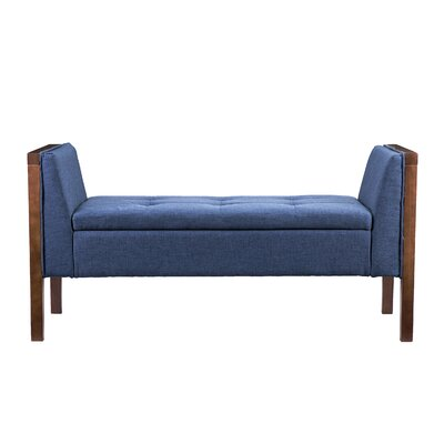Kegler Storage Upholstered Bench
