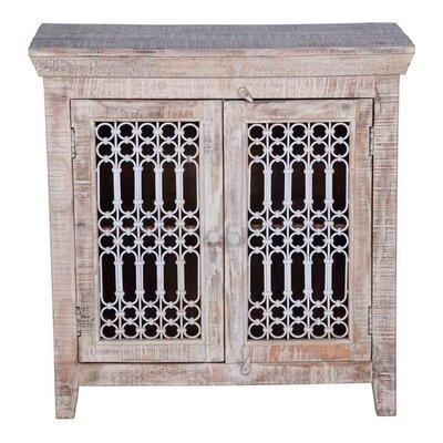 Villela 2 Door Accent Cabinet