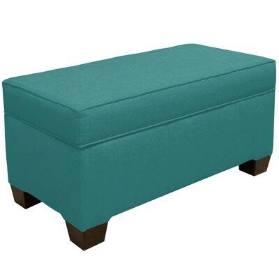 Upholstered Storage Bench Body Fabric: Linen Laguna