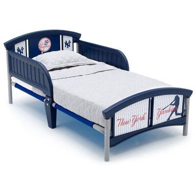 MLB New York Yankees Convertible Toddler Bed