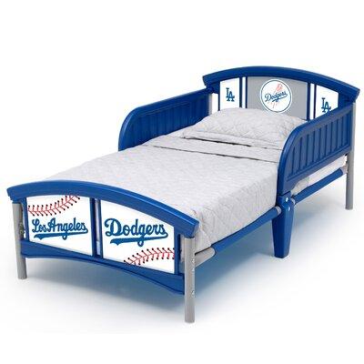 Los Angeles Dodgers Plastic Toddler Bed