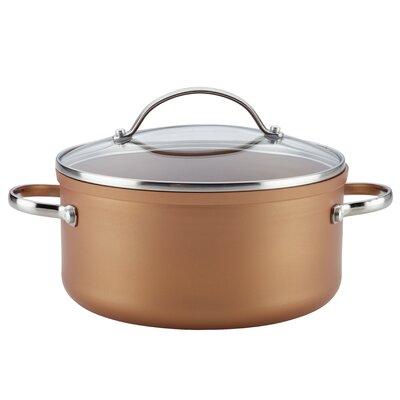 4 qt. Non-Stick Soup Pot with Lid