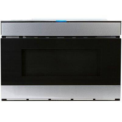 "Flat Panel 24"" 1.2 cu.ft. Microwave Drawer"