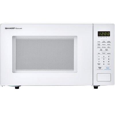 "Carousel 20"" 1.1 cu.ft. Countertop Microwave"