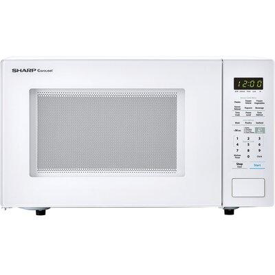 "Carousel 21"" 1.4 cu.ft. Countertop Microwave"