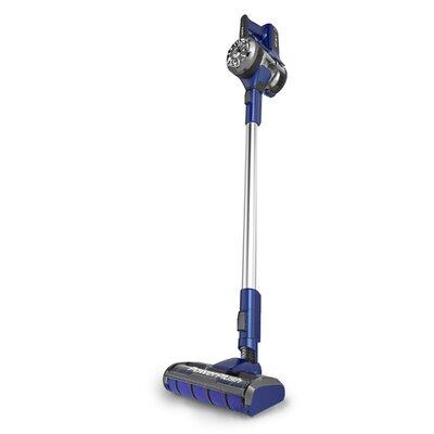 Power Plush Cordless Bagless Stick Vacuum