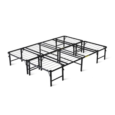 Quad-Fold Bed Frame Size: Queen