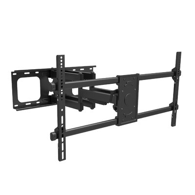"Full Motion Flat Panel Articulating/Extending Arm Wall Mount for 43"" - 90"" LED and Plasma"