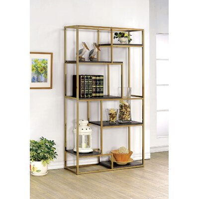 Kalakou Display Shelf Finish: Champagne