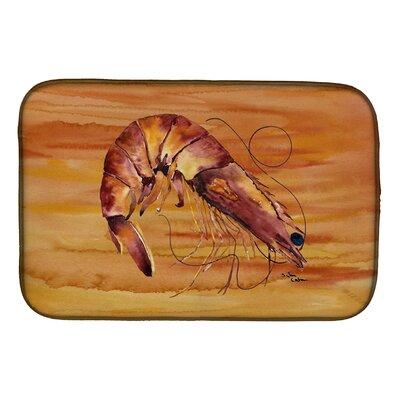 Shrimp Dish Drying Mat