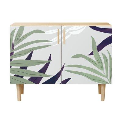 Irasville 2 Door Accent Cabinet Color: Natural