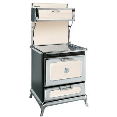 """30"""" Free-standing Electric Range Color: Ivory"""