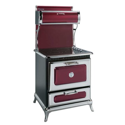 """30"""" Free-standing Electric Range Color: Cranberry"""