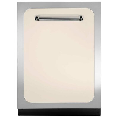 "Classic 24"" 48 dBA Built-In Dishwasher Finish: Ivory"