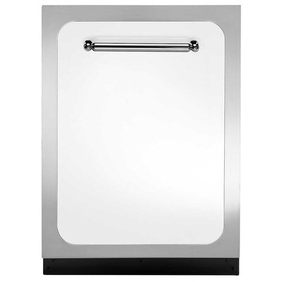 "Classic 24"" 48 dBA Built-In Dishwasher Finish: White"