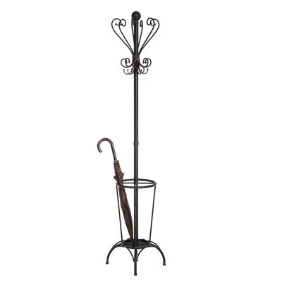 Columbine Valley Coat Rack