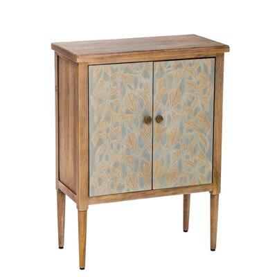 Vezina Wooden 2 Door Accent Cabinet