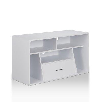 """Karakoudas 39"""" TV Stand Color: White"""