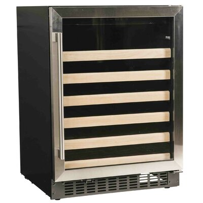48 Single Zone Convertible Wine Cooler