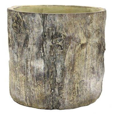 Verrill Birch Look Terracotta Pot Planter