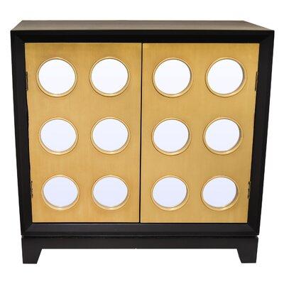 Mcfarren Wood 2 Door Accent Cabinet