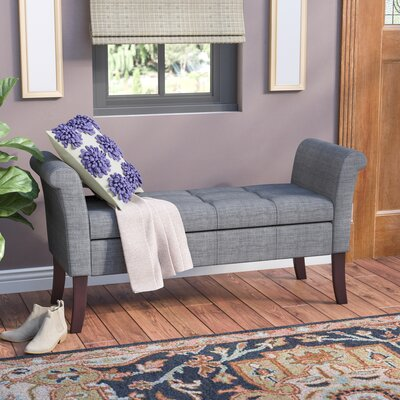 Keziah Upholstered Storage Bench