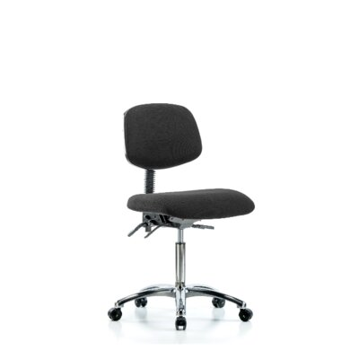 Beatrice Ergonomic Office Chair Color (Upholstery): Black, Casters/Glides: Casters, Tilt Function: Included