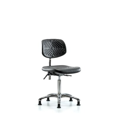 Melinda Office Chair Casters/Glides: Glides