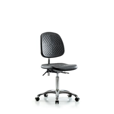 Janiyah Office Chair Casters/Glides: Casters