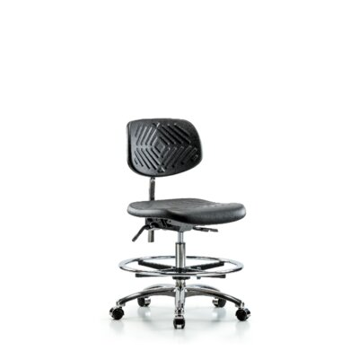 Meaghan Office Chair Casters/Glides: Casters