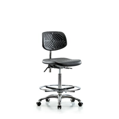Makena Office Chair Casters/Glides: Casters