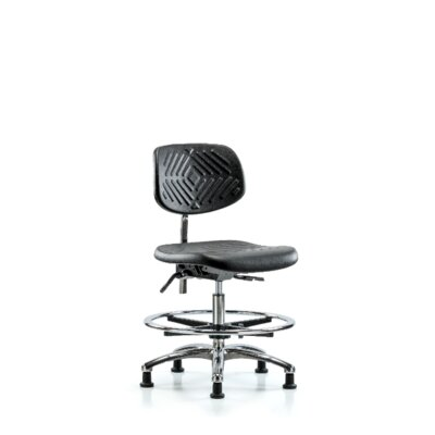 Meaghan Office Chair Casters/Glides: Glides