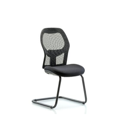 Brody Executive Desk Height Guest Chair Arm Options: Not Included