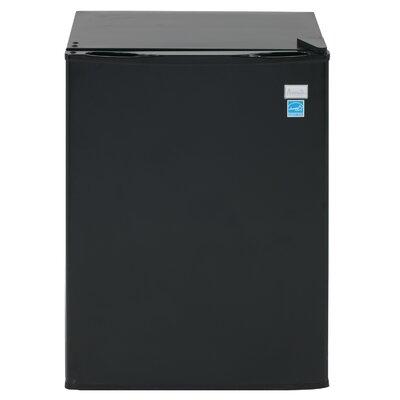 Avanti 2.4 cu. ft. Compact Refrigerator with Freezer