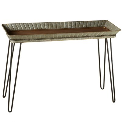 Amansara Fluted Console Table