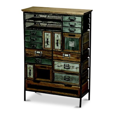 Rolfe 17 Drawer Accent Chest