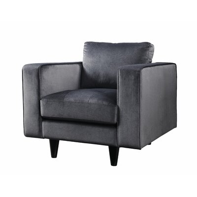 Gearhart Armchair Upholstery: Gray