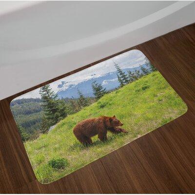 Bear Bath Rug