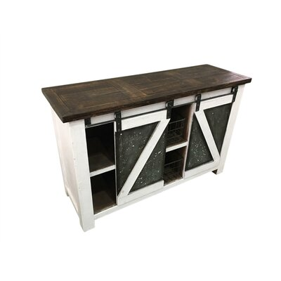 Attwater Solid Wood Accent Chest