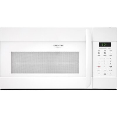 """Gallery 30"""" 1.7 cu. ft. Over-The-Range Microwave Finish: White"""