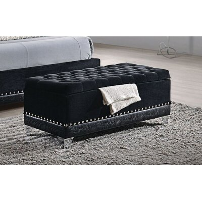 Lembo Upholstered Storage Bench